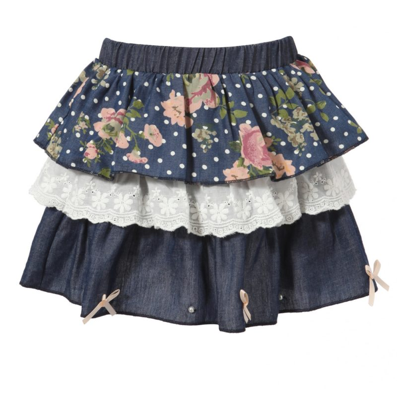 Multi-layered Skirt