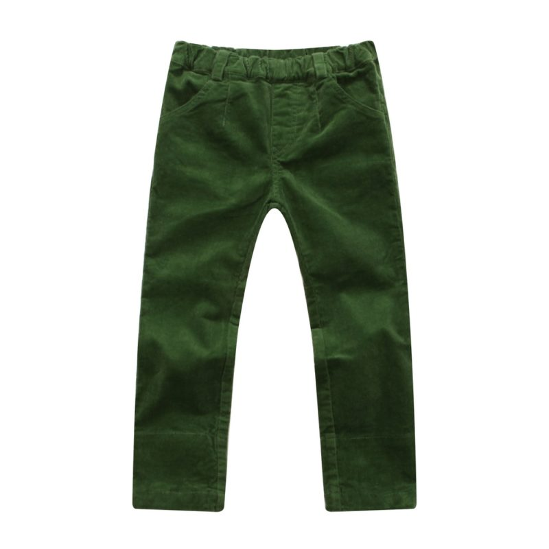 Colored Corduroy Pants