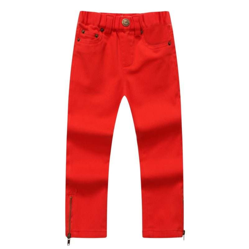 Bright Colored Denim Pants