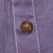 Button Down Shirt with Elbow Patches