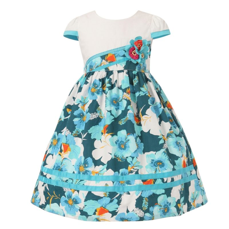 Morning Glories Dress