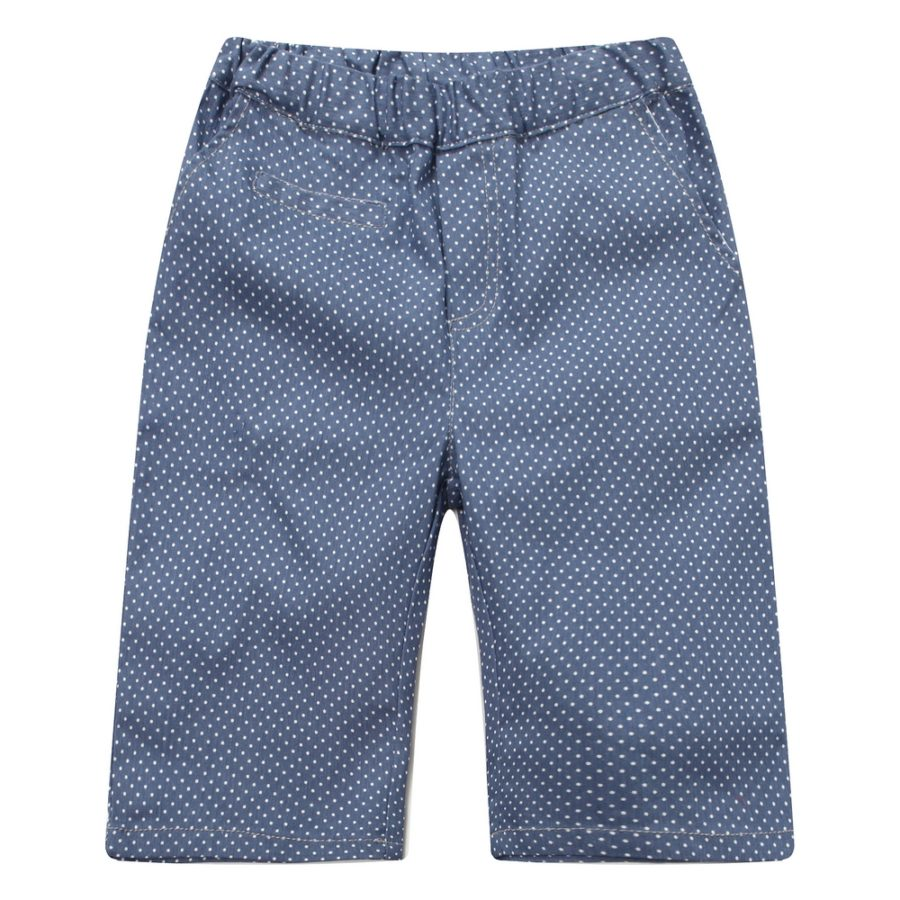 casual short pants with multi pockets