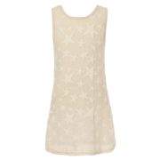 star Jacquard cute dress