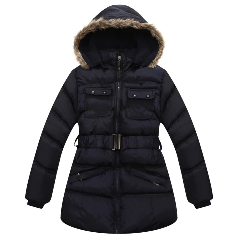 Padding Jacket Detachable Hood