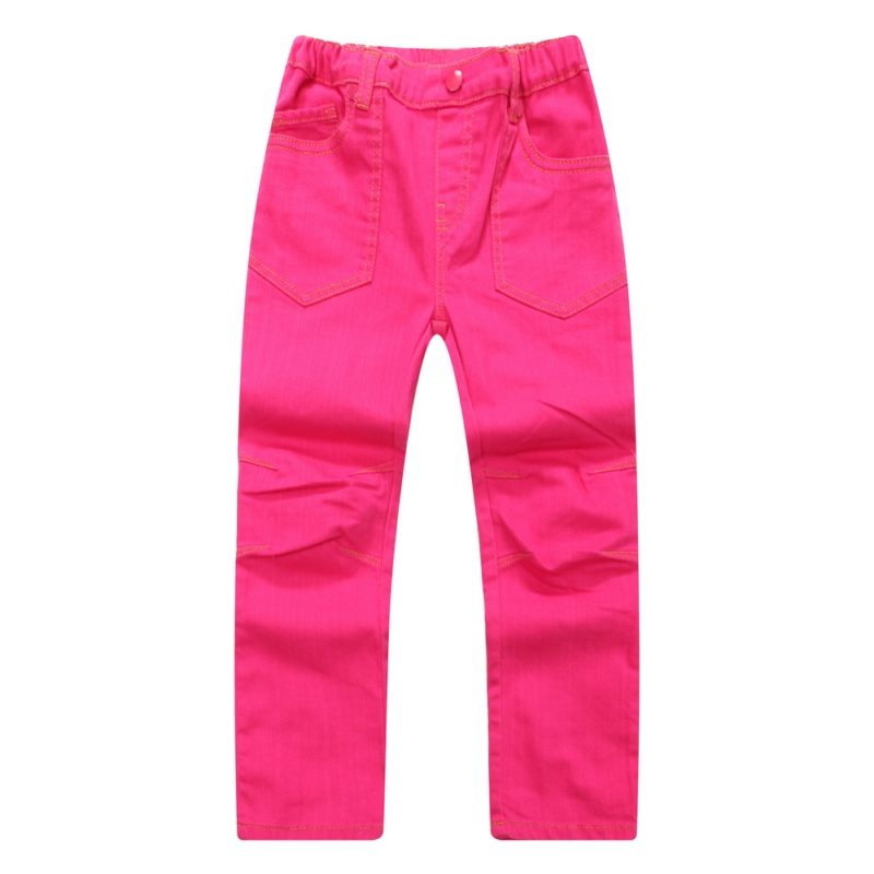 Candy Color Pants