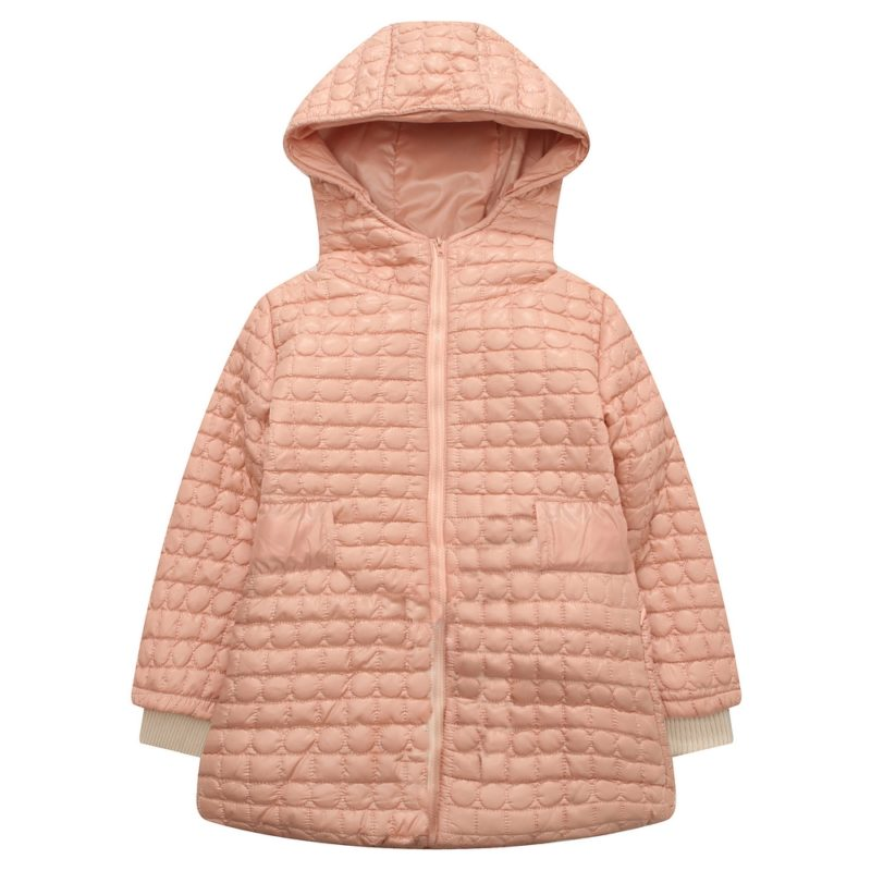 Winter Padding Jacket with Hood
