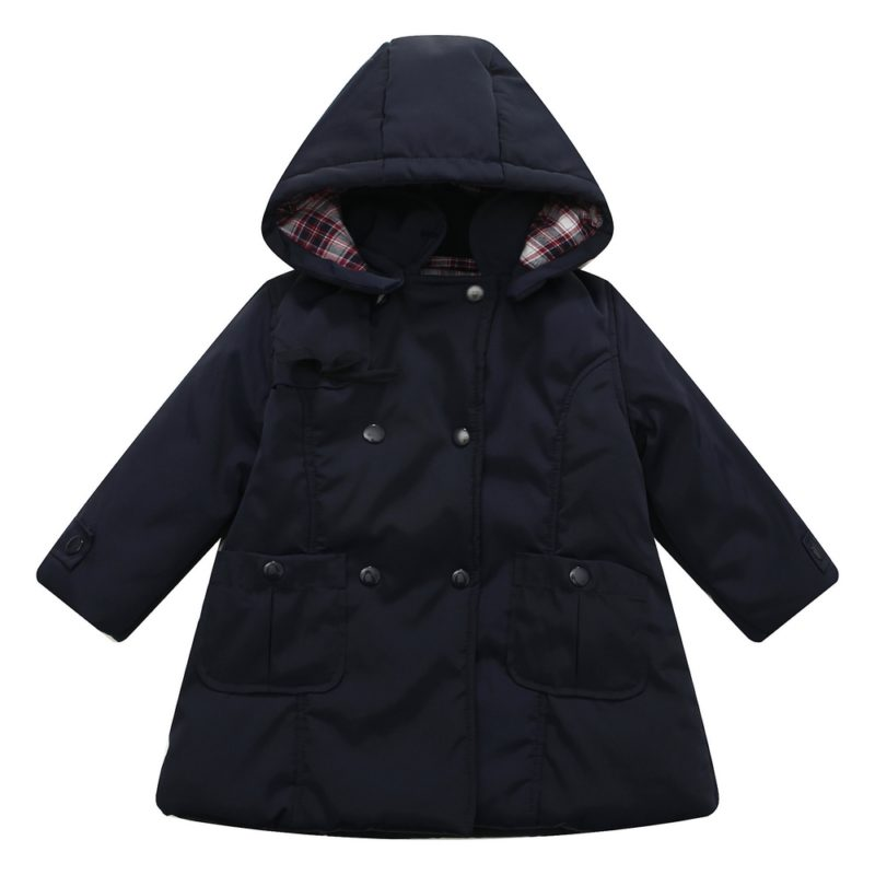Baby Padding Jacket with Hood