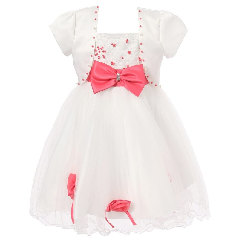 Princess Brace Dress with Cape