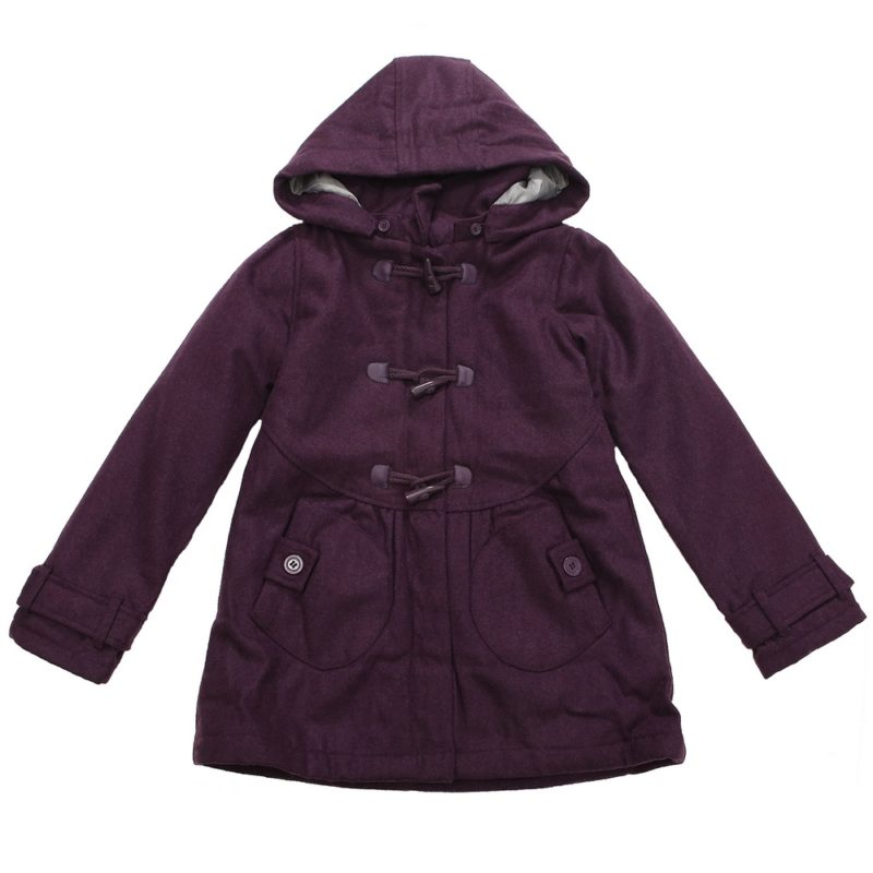 Padding Jacket with Attachable Hood
