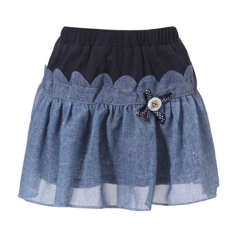 Sweet Skirts with Layered Bottom