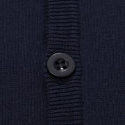 Cardigan Sweater with Matching Buttons