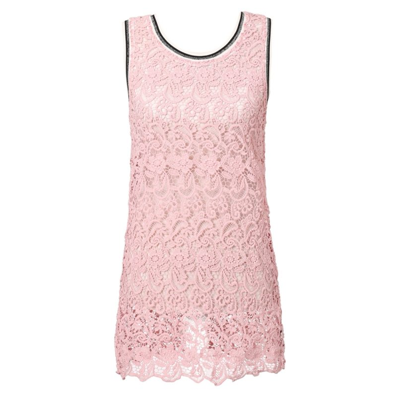 Fashion Lace Summer Tank Top
