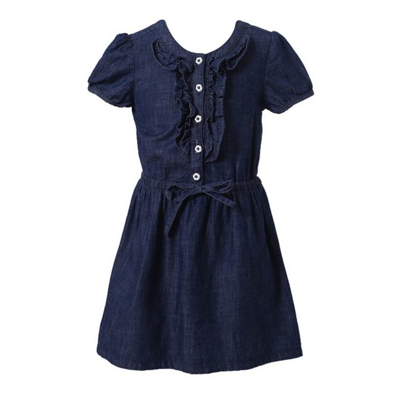 Sweet denim dress