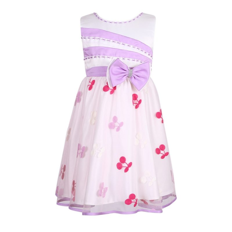 Flower Party Princess Dress