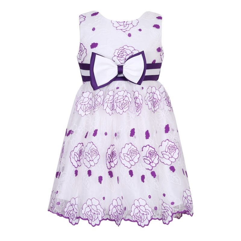Party Princess Dress with Bow