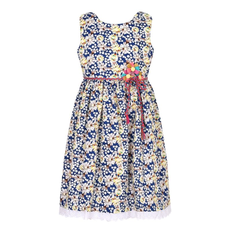 Cotton Little Flower Dress