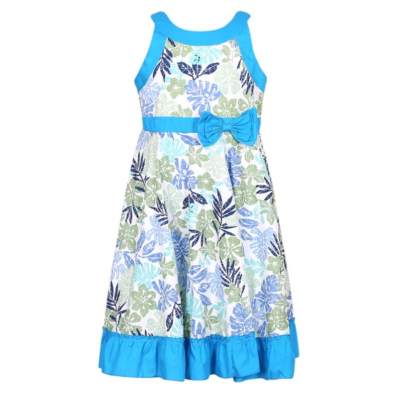 Cotton Summer Princess Sundress