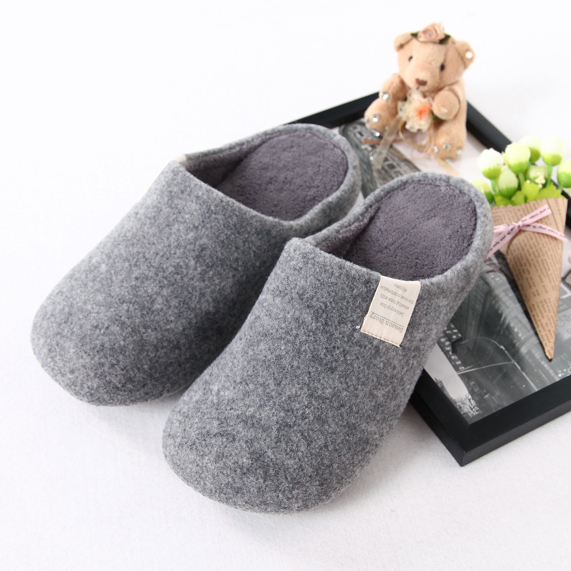 Comfort Home Floor Slippers