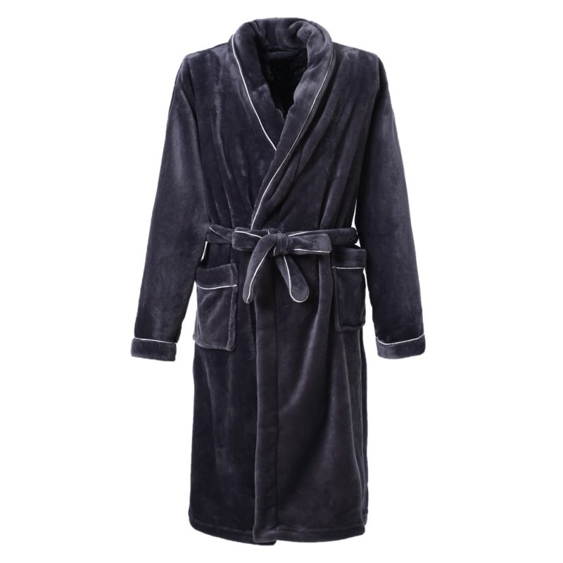 Coral Fleece Medium Robe