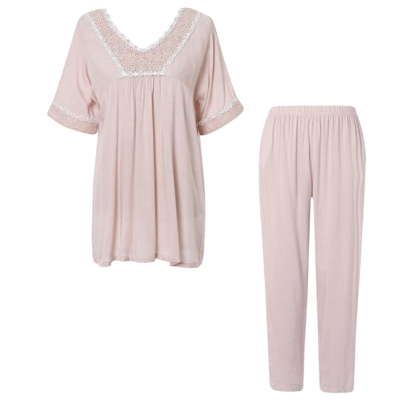 Summer Pajama Sleepwear Set