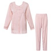 Leisure Two-piece Pajama Sleepwear Set