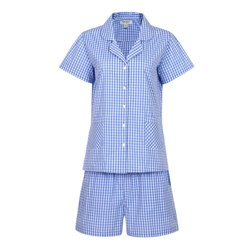 Cotton Sleepwear with Shorts