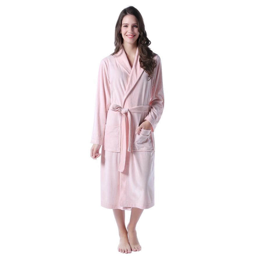 Soft and warm bathrobe robe richie house sciox Image collections